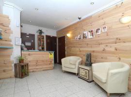 Pensión Fortea, habitació en una casa particular a Saragossa