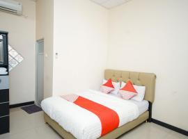 OYO 247 Wisma Merdeka Syariah, budget hotel in Palembang