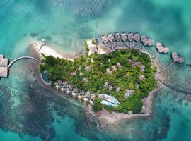 Song Saa Private Island, resort in Song Saa Private Island