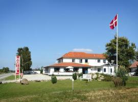 Hotel Medio, motel i Fredericia