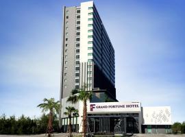 Grand Fortune Hotel Nakhon Si Thammarat, hotel in Nakhon Si Thammarat