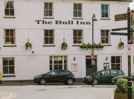 The Bull Inn, hotel near Sutton Hoo, Woodbridge