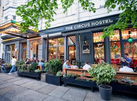 The Circus Hostel, budget hotel in Berlin
