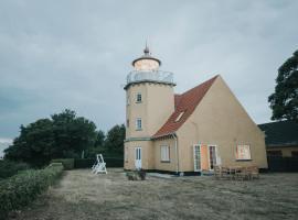 The Light House, hotel i nærheden af Møns Klint, Borre