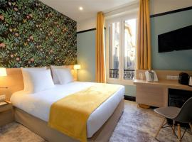 Hotel de France, boutique hotel in Nice