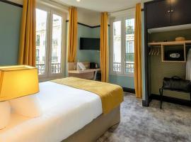 Hotel de France, hotel din Nisa