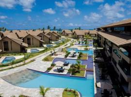 Muro Alto Condomínio Nui Supreme Flat 2qts, resort in Porto De Galinhas