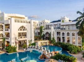 Madinat Al Bahr Business & Spa Hotel, hotel in Zanzibar City