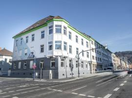 Freiburg Apartments Friedrichring, hotel near Freiburg Cathedral, Freiburg im Breisgau