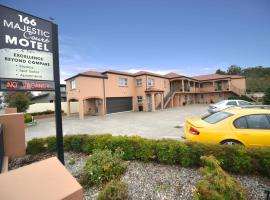 166 Majestic Court Motel, motel in Christchurch