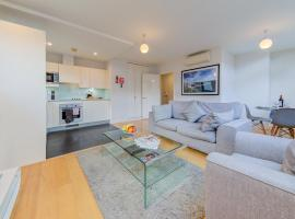 Cleyro Serviced Apartments - Finzels Reach, hotel in Bristol