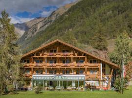 Hotel am Hof, Hotel in Sölden