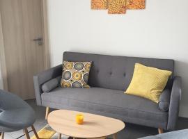 Apartmány Miromar, hotel v Podivíně