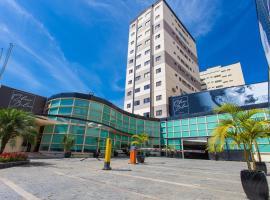 Olavo Bilac Hotel, hotel em Taubaté