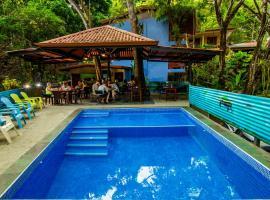 Jungle Beach Hotel Manuel Antonio, hotel en Manuel Antonio