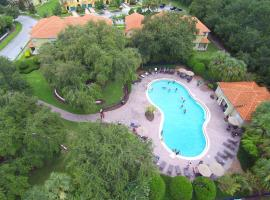 Splendid 4 Bedroom Home Close to Disney 5168A, budget hotel in Kissimmee