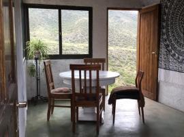 La casa de la paz, villa in Potrerillos