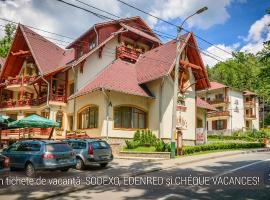 Hotel Szeifert, hotel in Sovata