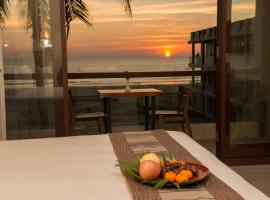 The Village Resort, hotel in Ngwesaung