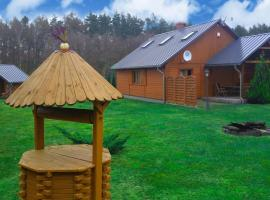 Dom Wypoczynkowy Relax – dom wakacyjny w Sasinie