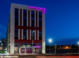 Moxy Glasgow Merchant City, отель в Глазго
