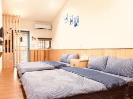 七星潭-想念海小屋,大漢村七星潭海濱公園附近的飯店