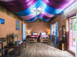 Yangsum Heritage Farm, family hotel in Rinchingpong
