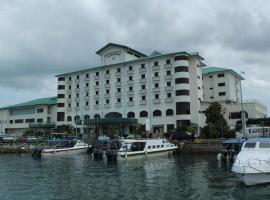 Seafest Hotel, hotel in Semporna