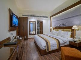 Regenta Central Point Srinagar, hotel near Srinagar Airport - SXR, Srinagar
