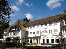 Fletcher Hotel Restaurant De Mallejan, hotel in Vierhouten