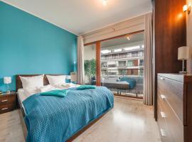 Apartamenty Sun & Snow Plaża, hotel in Świnoujście
