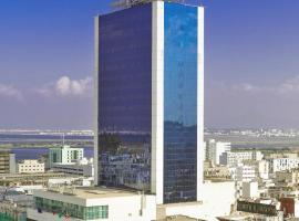 El Mouradi Hotel Africa Tunis, hotel in Tunis