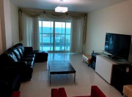 Ap 200m2 frente mar e 3 vagas de garagem, apartment in Balneário Camboriú