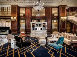 The Blackstone, Autograph Collection, boutique hotel in Chicago