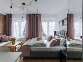 Central Apartments Piwna – apartament w Gdańsku