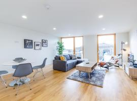 1 Bedroom Stylish Apartment FREE WIFI & AIRCON, hotel in London
