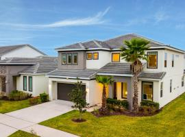 Stunning 6 Bedroom Single Family Home Close to Disney 327, hotel in Kissimmee