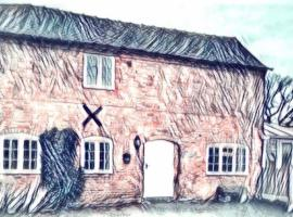 The Old Dairy, Ellenhall