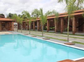 Pousada Vasto Horizonte, hotel with pools in Barreirinhas