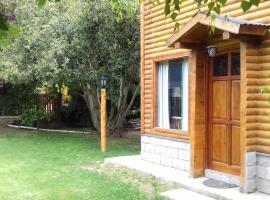 Cabañas Villa Centauro, complejo de cabañas en San Carlos de Bariloche
