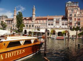 Hotel Excelsior Venice, hotell i Venedig-Lido