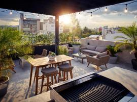 Felix Boutique Apartments by Viadora, hotel in Mexico City