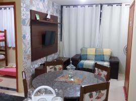 Flat Maragogi 2, ar condicionado e vista linda nos dois quartos!