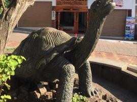 New Galapagos Hostelling, hotel in Puerto Ayora