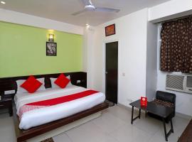 OYO 7344 DC suites, hôtel à New Delhi près de: Aéroport international Indira-Gandhi de Delhi - DEL