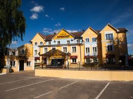 Премьер отель, отель в Костроме