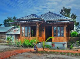 Rock and Wreck Resort, hotel di Tanjungbinga