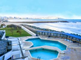 UMH Tarik Hotel, hotel in Tangier