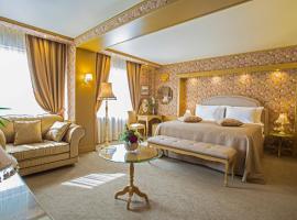 Гостиница Альфа Измайлово, отель в Москве