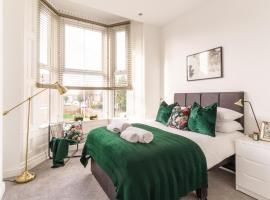 Park House Serviced Apartments, hotel near Winterbourne House and Garden, Birmingham